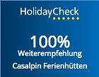 CASALPIN HolidyCheck Bewertung