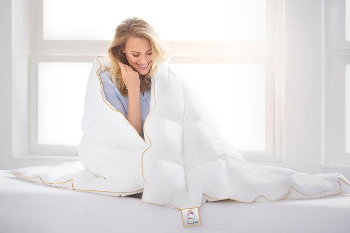 Frau Holle die richtige Schlafzimmertemperatur