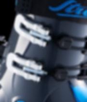 Strolz Skischuh Evolution - Aluschnallensystem