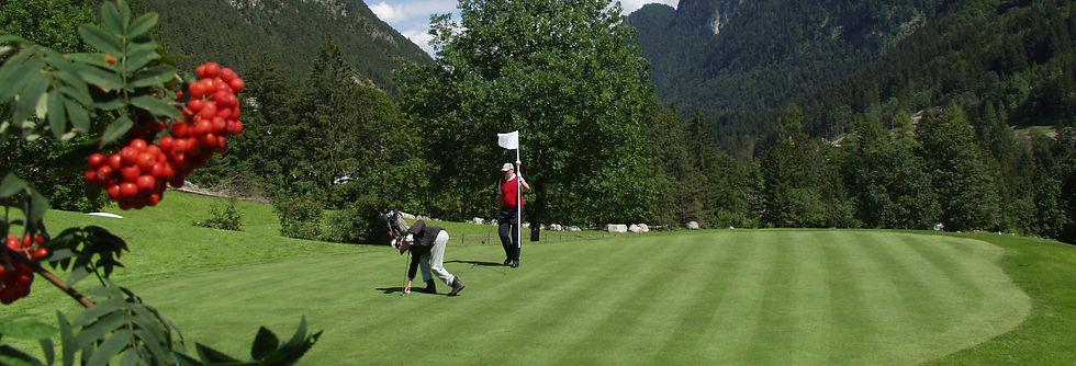 Golfclub Brand im Brandnertal