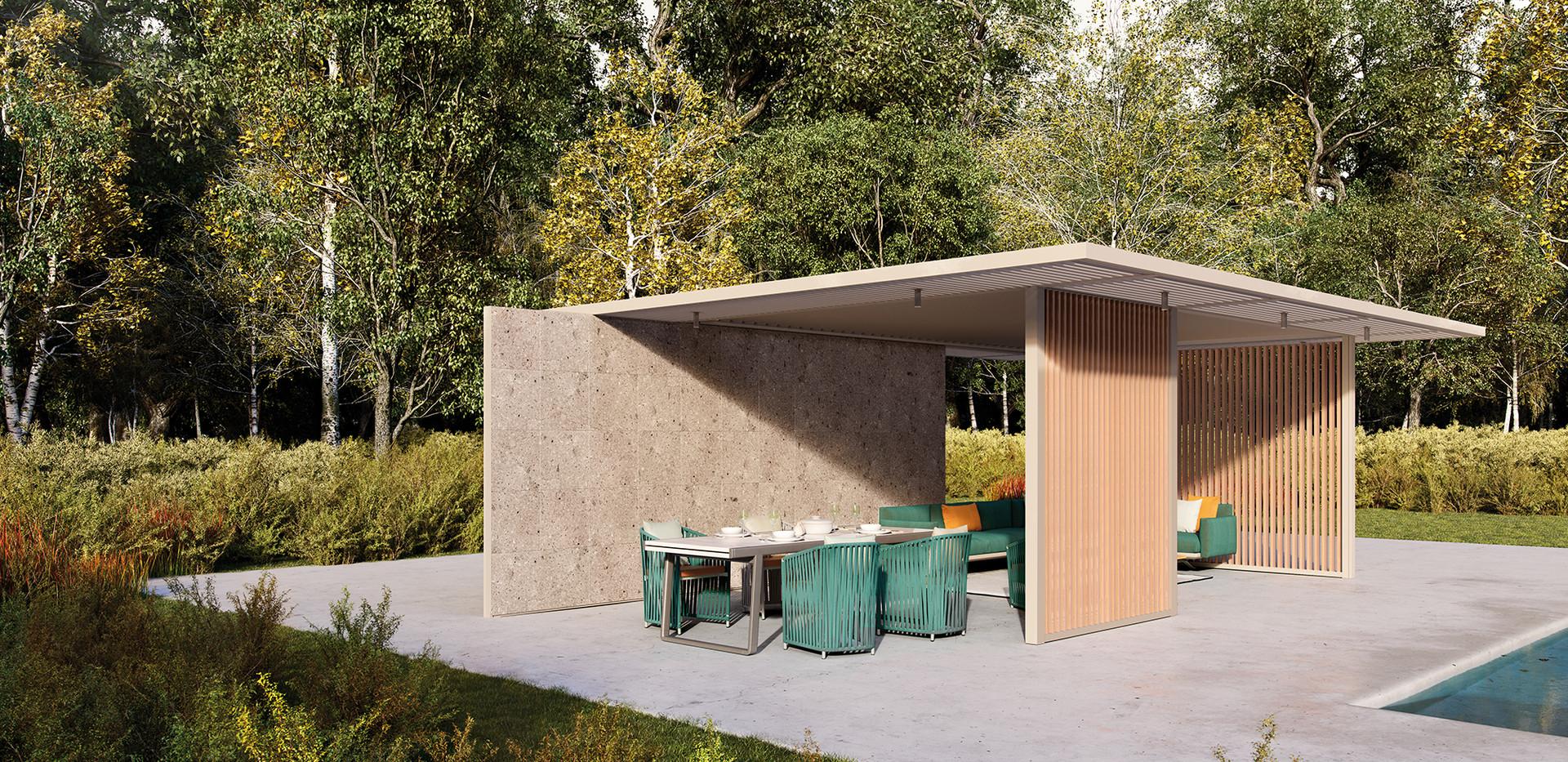 Kettal Pavilion H