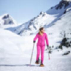 Schneeschuhe bei Strolz