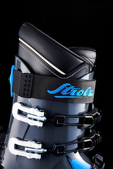 Strolz skiboots Evolution Velcro fastener