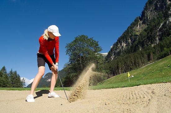 Golfen im Brandnertal