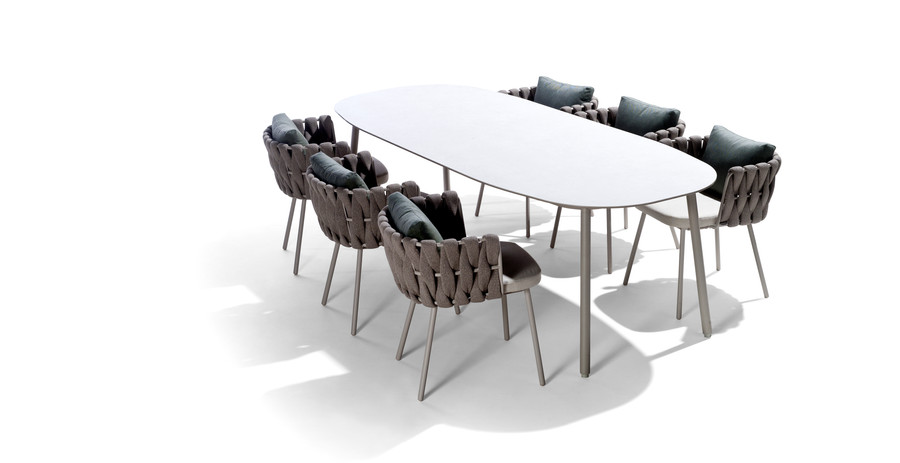 TRIBU Tosca Dining Set