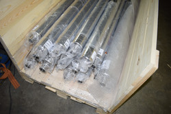 Упаковка и маркировка труб