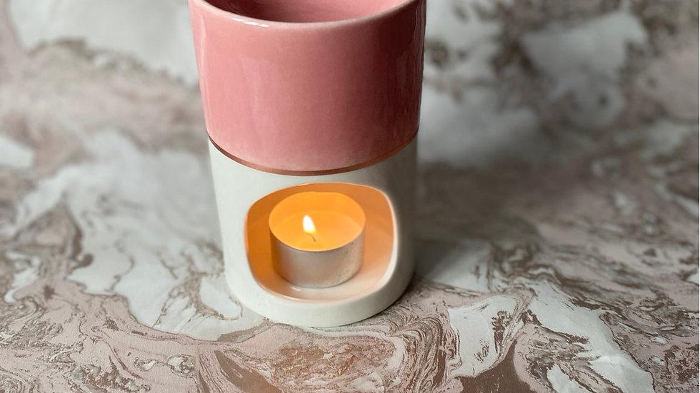 3 tone tea light burner