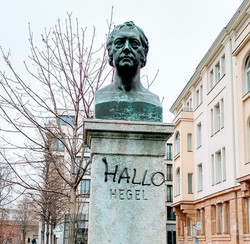 Hallo Hegel