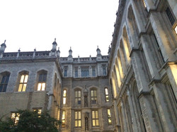 Maughan Library at its finest