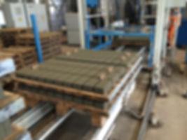 Производство и реализация тротуарной плитки, бордюров и бетонных колец