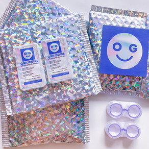 Orkidgirl's range of contact lenses inspired by your favourite drink
