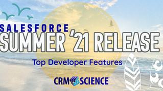 Salesforce Summer '21 Release: Top Developer Features