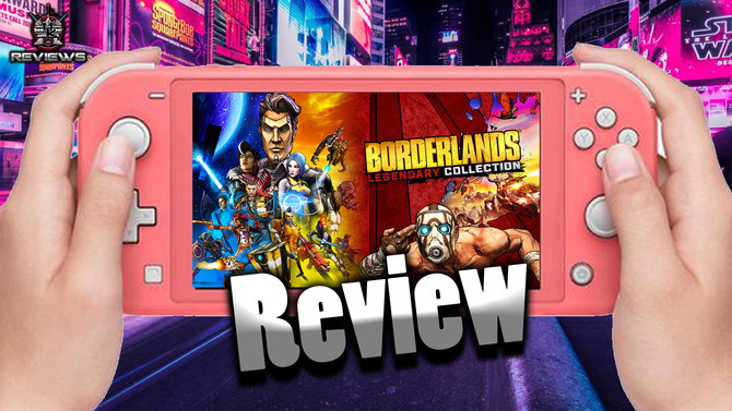 Borderlands Legendary Collection Review