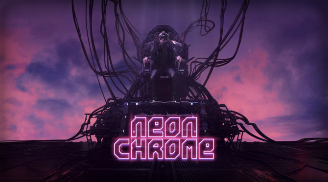 Neon Chrome for Nintendo Switch The Definitive Review