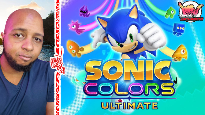 Sonic Colors Ultimate Review