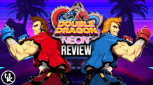 Double Dragon Neon Review for Nintendo Switch