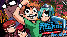 Scott Pilgrim Vs The World The Game - Complete Edition Review