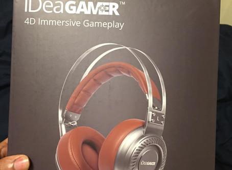 Mekel The Kasanova's Bottom Line: iDea Gamer Headphones: Luxury, Premium, Amazing=Best Gaming He