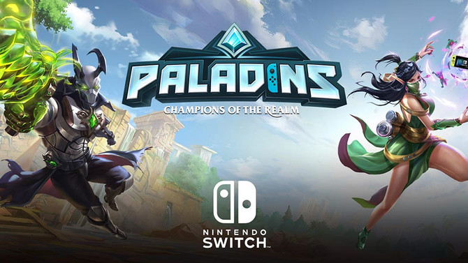 Paladins: Champions of the Realm Founder's Pack