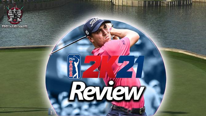 PGA 2K21 Review