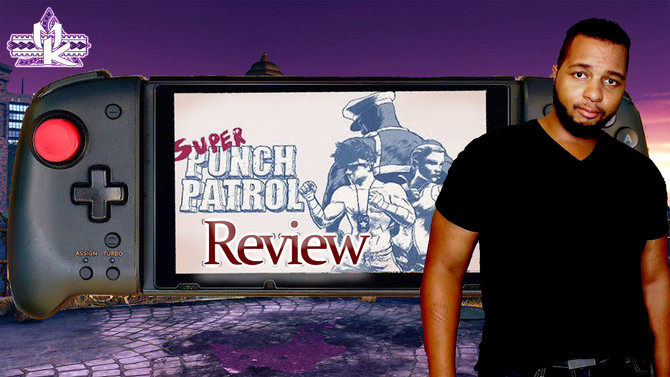 Super Punch Patrol Review