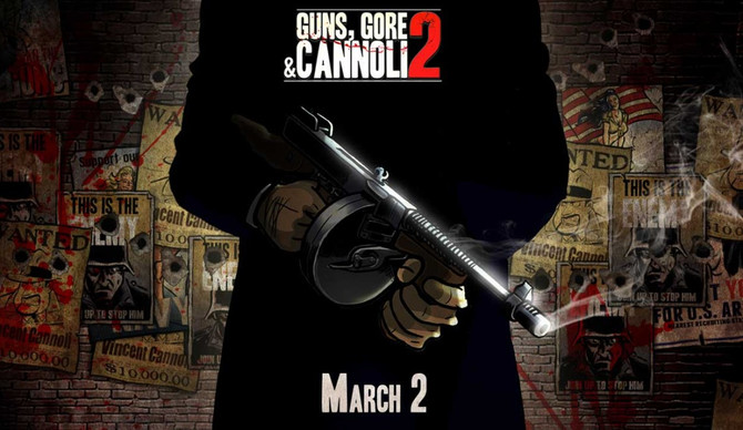 Guns Gore and Cannoli 2 Review Updated)