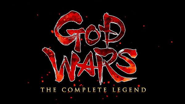 God Wars Future Past: The Complete Legend