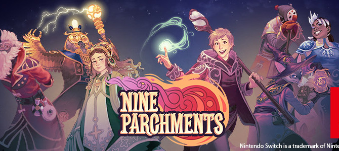 The Definitive Review of Nine Parchments for Nintendo Switch