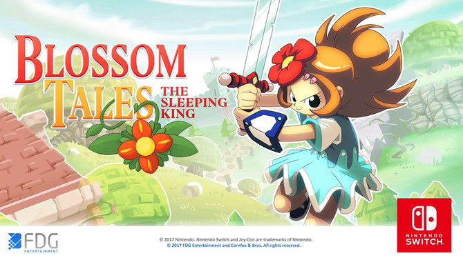 Blossom Tales Review Nintendo Switch