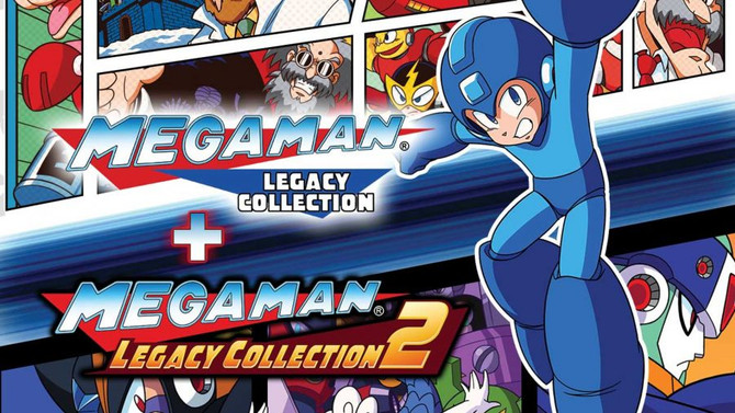 Mega Man Legacy Collection 1 & 2 Nintendo Switch Review (+ Other Consoles)