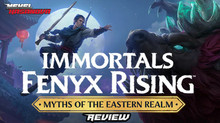 Immortals Fenyx Rising – Myths of the Eastern Realm Review