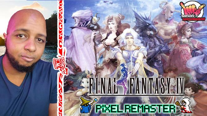Final Fantasy IV Pixel Remaster Review