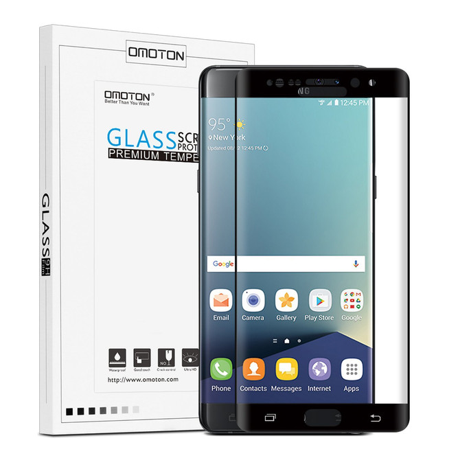 OMOTON's Samsung Galaxy Note 7 Tempered Glass Screen