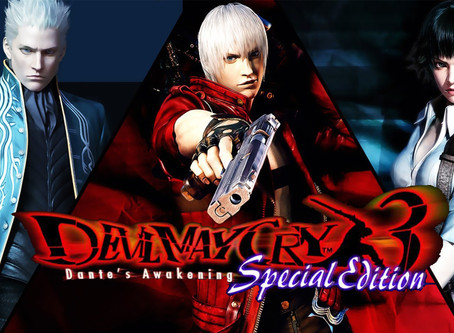 Devil May Cry 3 SE for Nintendo Switch Review
