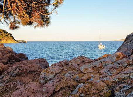 Comment je construis mon job de rêve lors de mes vacances en Corse...les pieds dans l'eau.