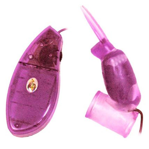 Dedo Vibrador Purpura Rabbit play