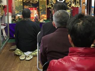 第6回熊本城マラソン応援仏壇入魂式