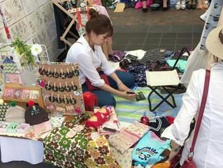 メルカリフリマ in 熊本 サンロード新市街