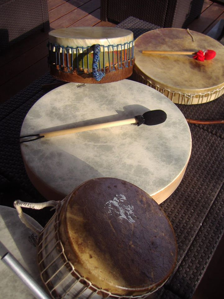 Drumcirkels