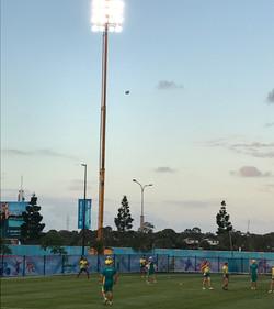 Aussie 7's warm up Gold Coast Commonwealth games 2018