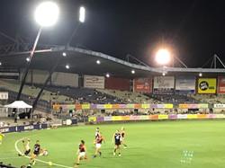 Ikon Oval JLT cup temporary sports light