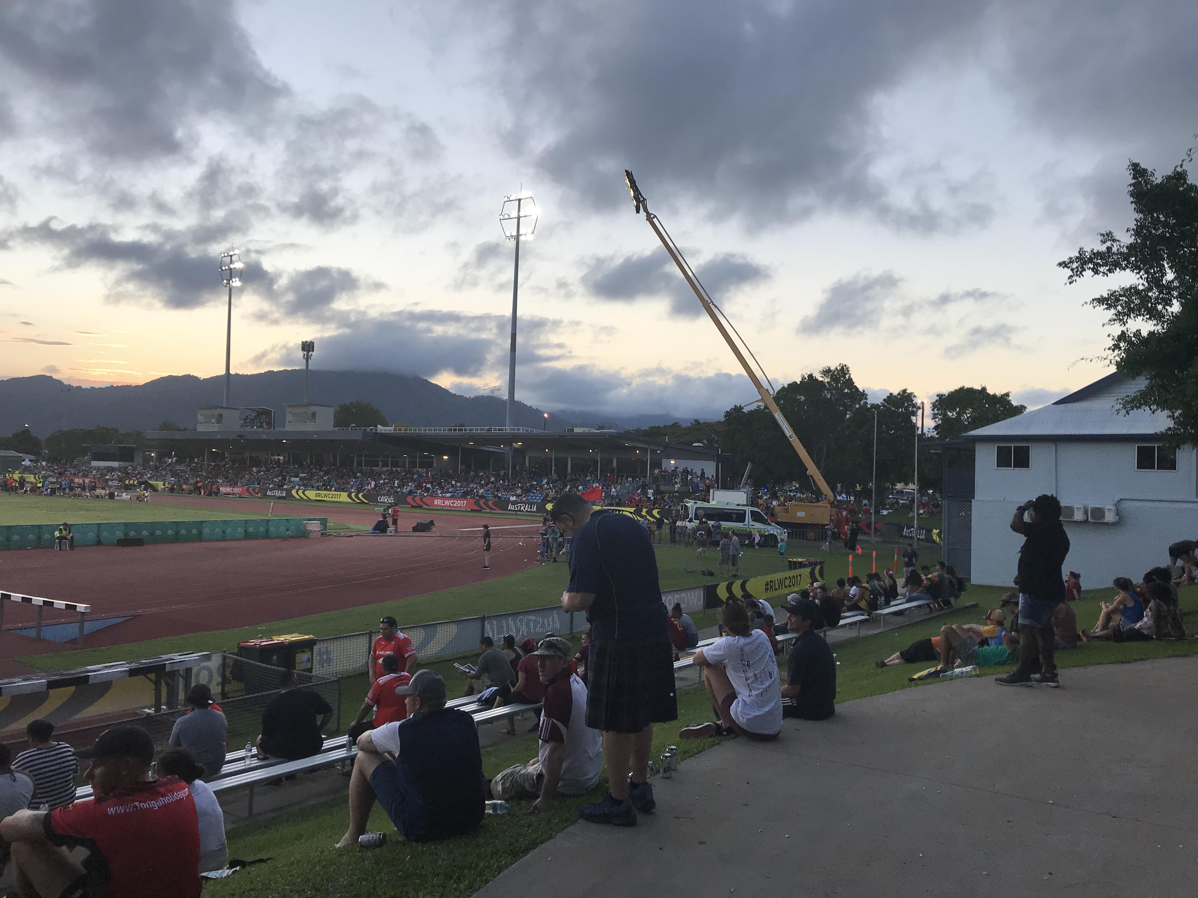 Barlow Park Cairns