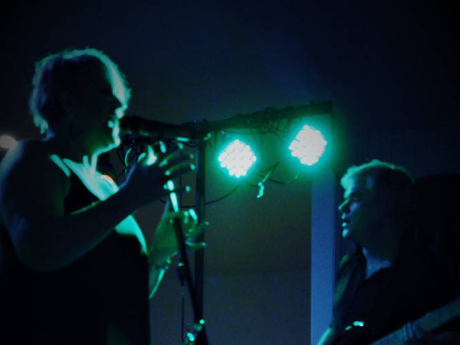 Bass and Vox