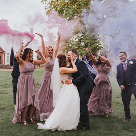 Milton Hill House Hotel Wedding - Poppy Carter Portraits - Buckinghamshire Wedding Photographer