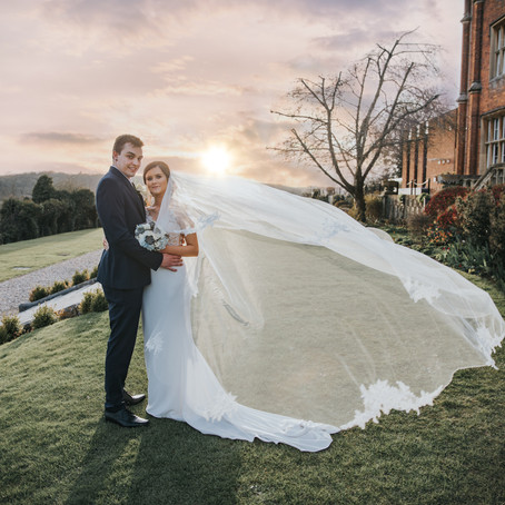 Hannah + Lee - De Vere Latimer Estate Wedding - Buckinghamshire Wedding Photography - Poppy Carter P