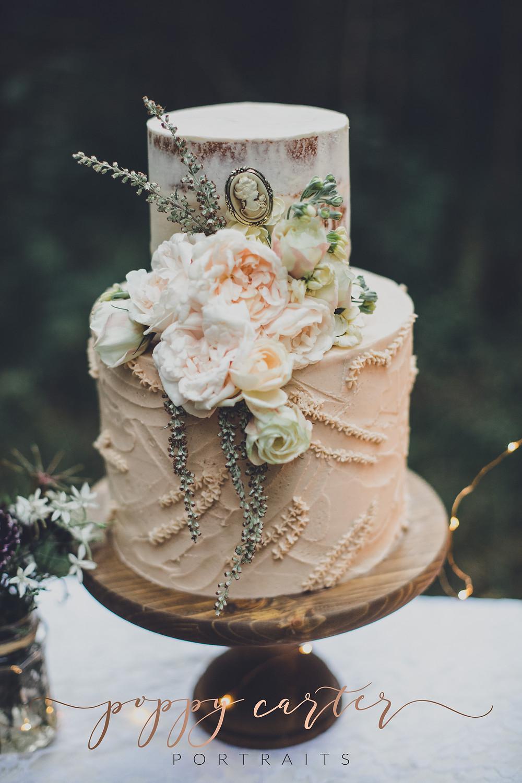 Poppy Carter Portraits Alternative Wedding Photography - The Sparkling Spatula Cake - Buckinghamshire Aylesbury Bicester Oxford Cotswolds