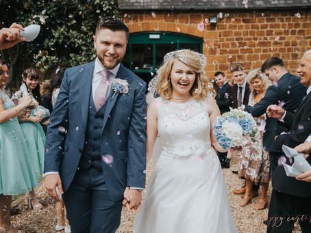 The Barns at Hunsbury Hill Wedding Photographer - Poppy Carter Portraits - Buckinghamshire Wedding P