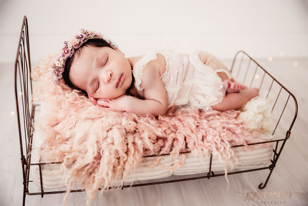 Newborn Photography in Buckinghamshire | Poppy Carter Portraits