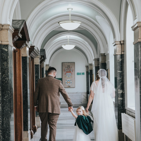Leadenhall Market Wedding Photography - Islington Town Hall - James & Erin - Poppy Carter Portra