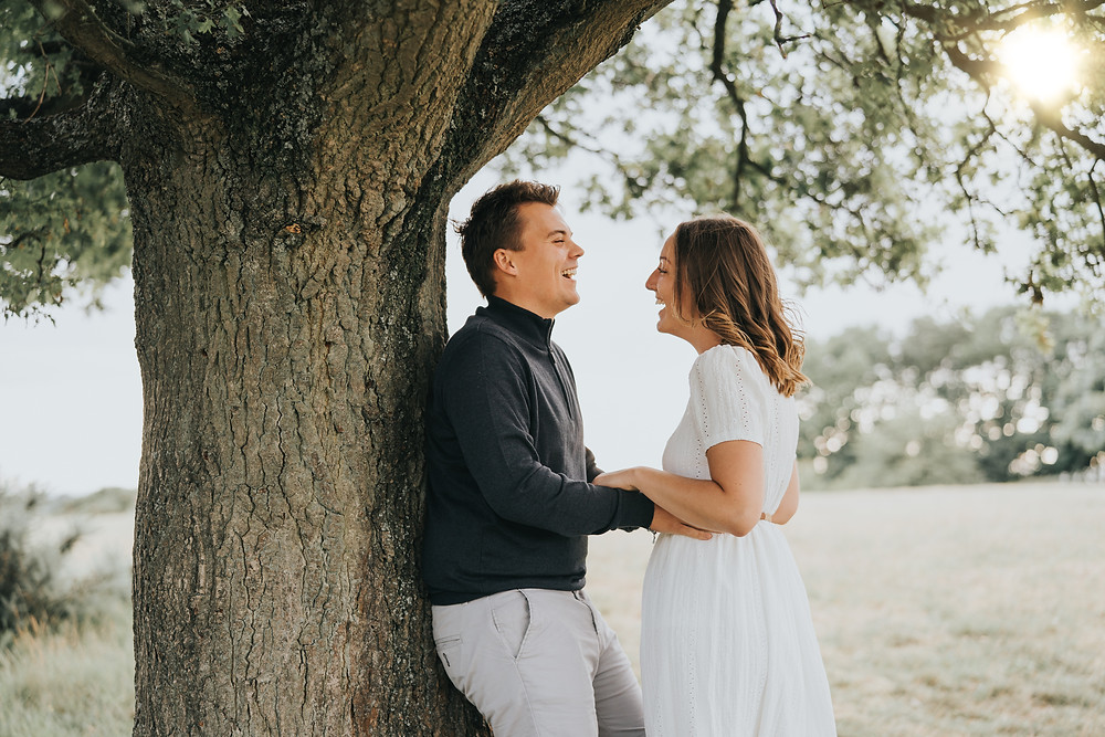 The Dairy Waddesdon Wedding Photography | Engagement Photography